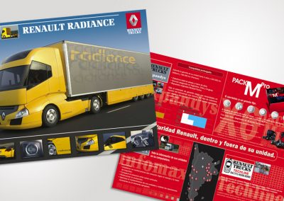 Renault Trucks - Banners